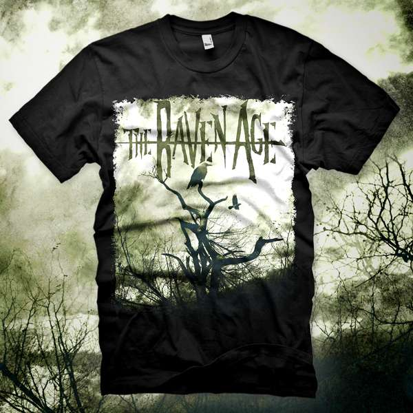 The Raven Age EP - T-Shirt - The Raven Age