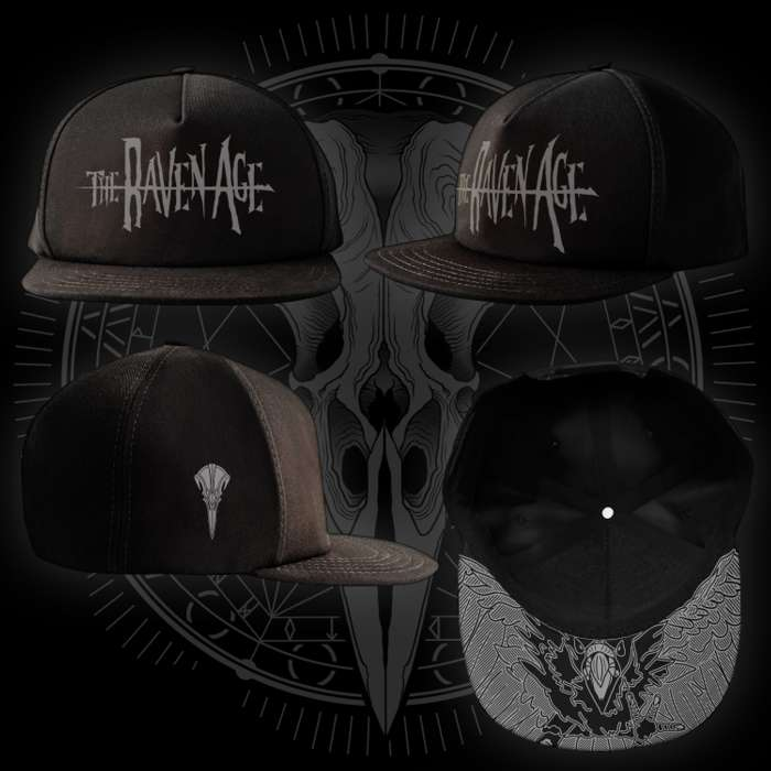 The Raven Age - Hat - The Raven Age