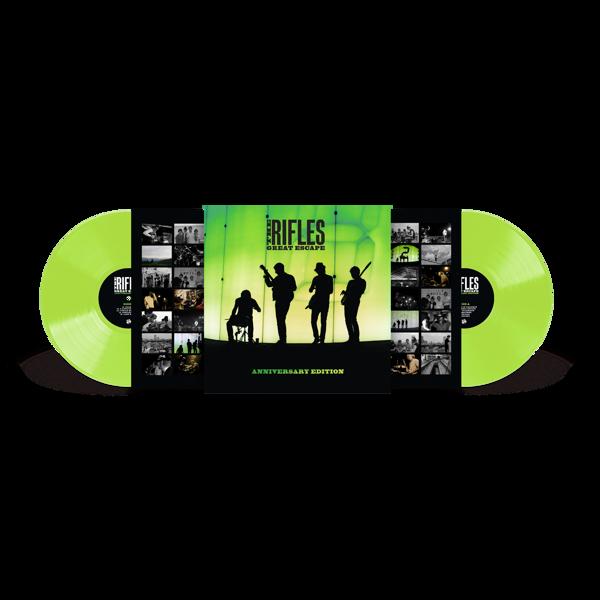 Great Escape (Anniversary Edition) - LP - The Rifles