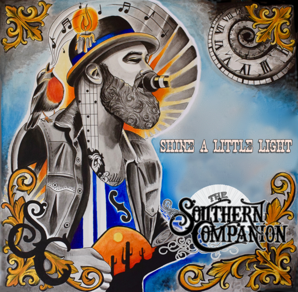 Shine A Little Light - Limited Edition Vinyl - The Southern Companion