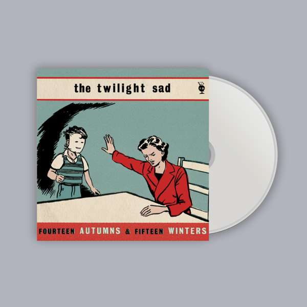 Fourteen Autumns And Fifteen Winters [CD] - The Twilight Sad