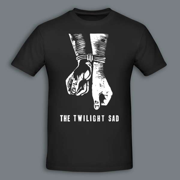Hands - Unisex T Shirt - The Twilight Sad