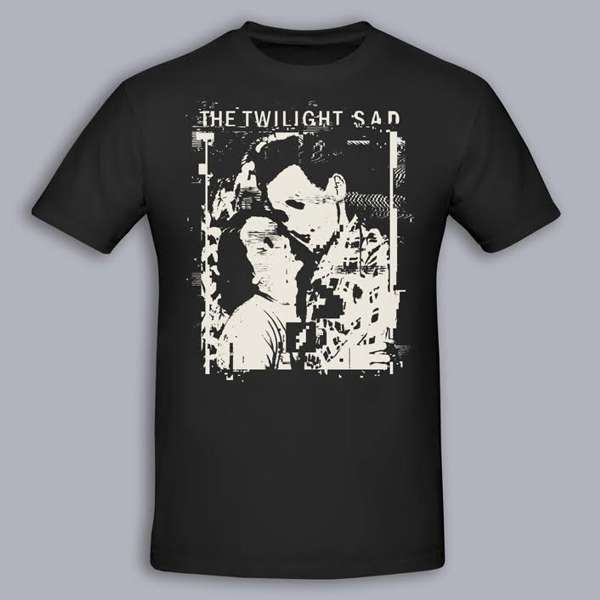 IT WON/T BE LIKE THIS ALL THE TIME ART - Unisex T Shirt - The Twilight Sad