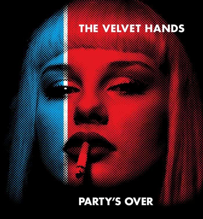 PARTY'S OVER - CD - The Velvet Hands