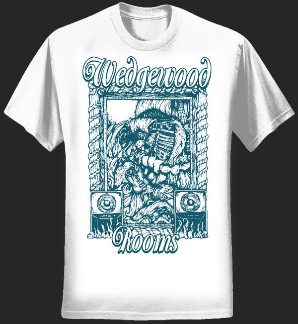 Dani Hackett - Artist Tee (Ltd Edition) - The Wedgewood Rooms