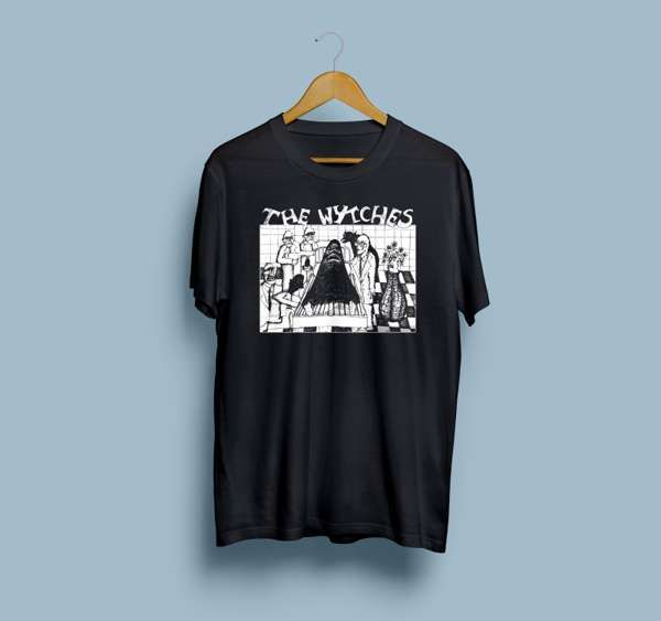 Rubber Room T-shirt - The Wytches