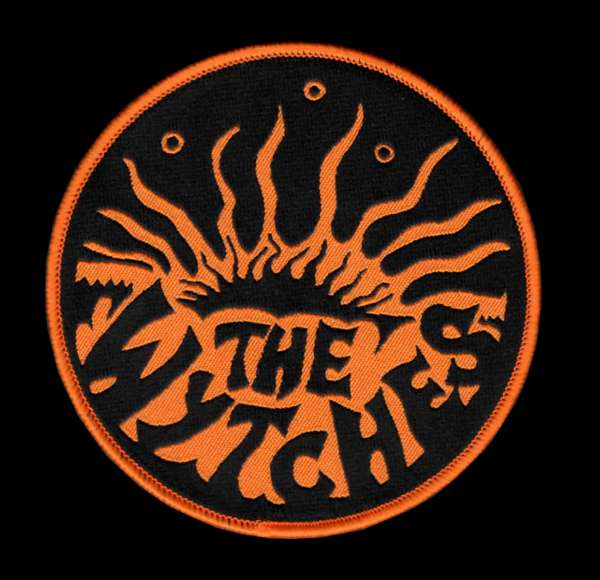 The Wytches Woven Patch (Orange) - The Wytches