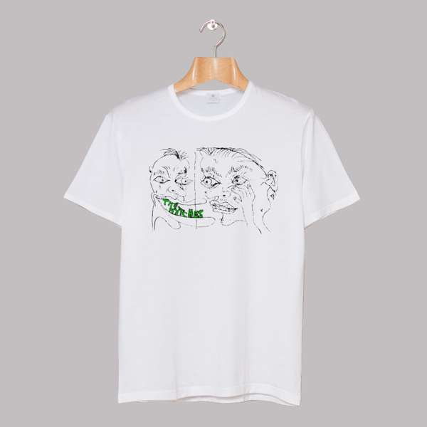 Two Heads T Shirt - The Wytches