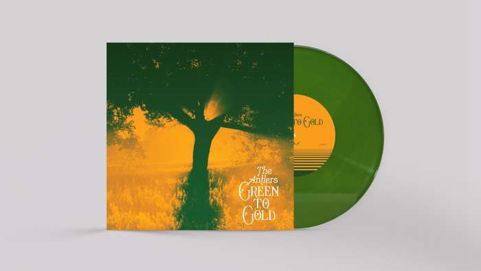 Green to Gold Vinyl - The Antlers