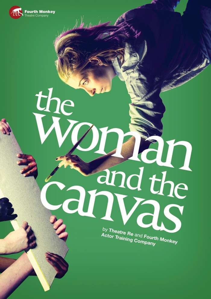 The Woman and the Canvas - Theatre Re