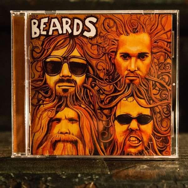 Beards - CD - The Beards