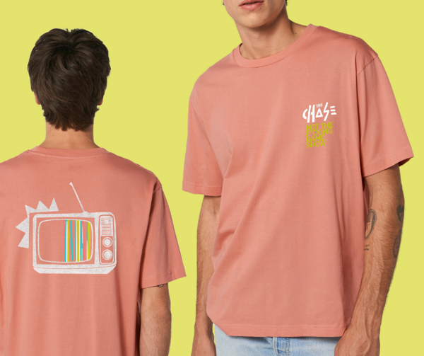 GAMESHOW THE CHASE RELAXED FIT T-SHIRT - The Chase