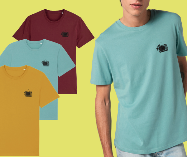 TV THE CHASE MEDIUM FIT T-SHIRT - The Chase