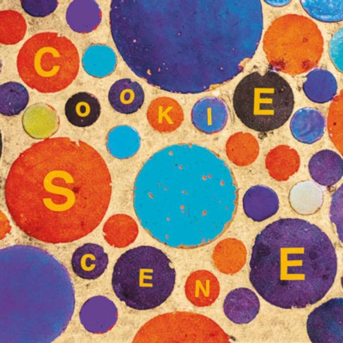 "Cookie Scene - yellow coloured vinyl 7"" - The Go! Team"