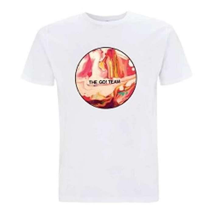 The Go! Team - The Scene Between T-shirt - The Go! Team
