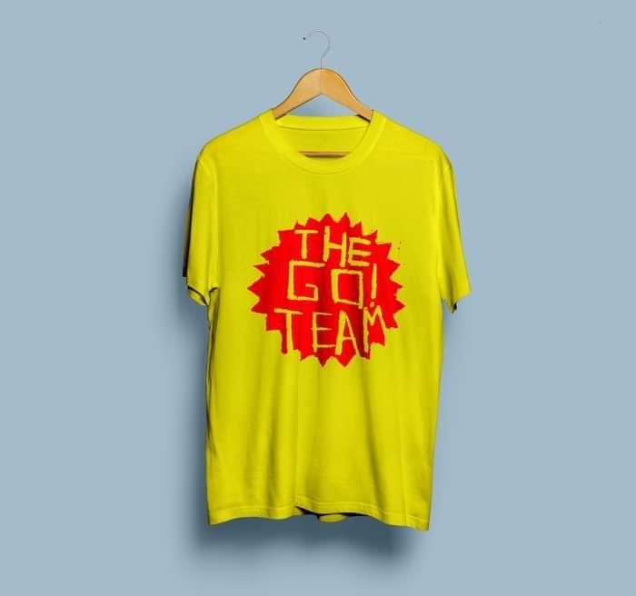 The Original Go! Team Tshirt - The Go! Team