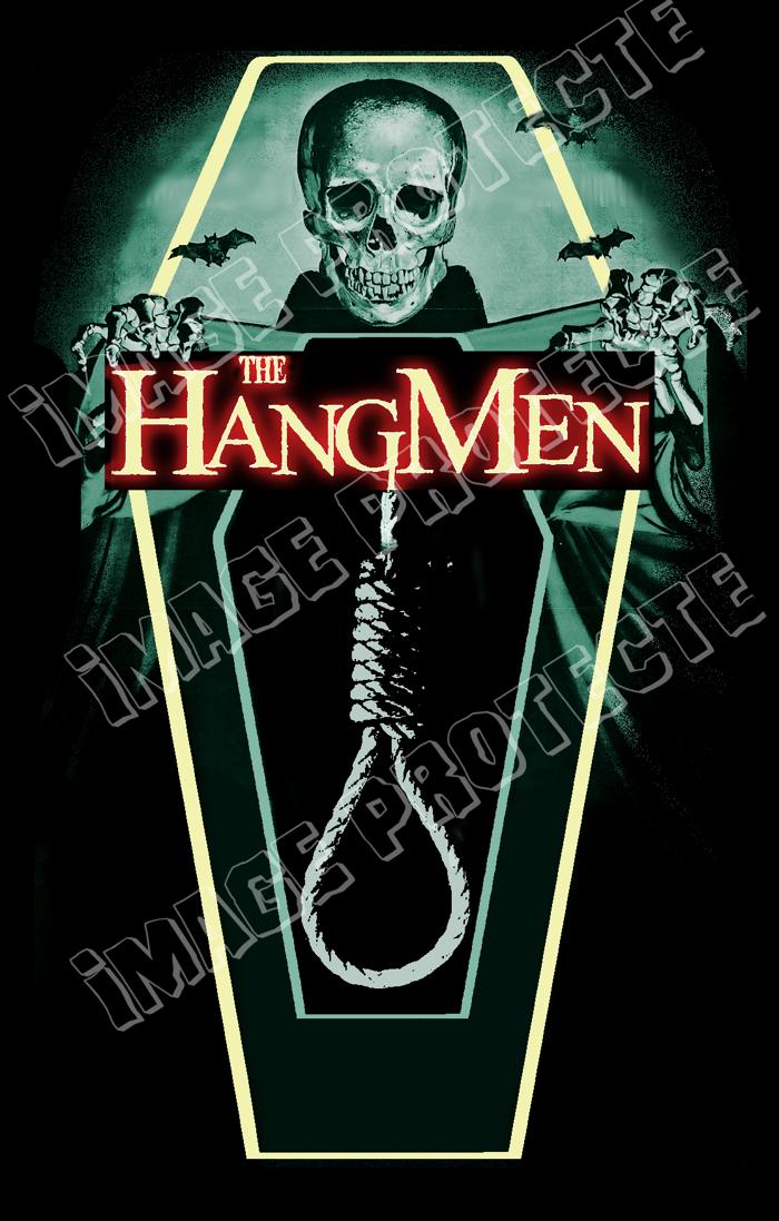 NEW Emblem T-Shirt - The Hangmen