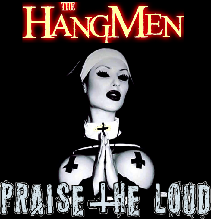 """Praise The Loud"" Hooded Top - Limited stocks - The Hangmen"