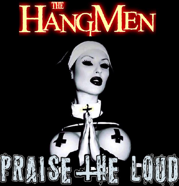 """Praise The Loud"" T-Shirt - Lady Fit T-Shirt. - The Hangmen"