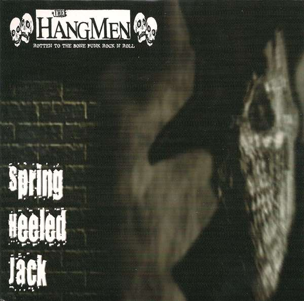"Spring Heeled Jack 7"" Red Vinyl EP - The Hangmen"