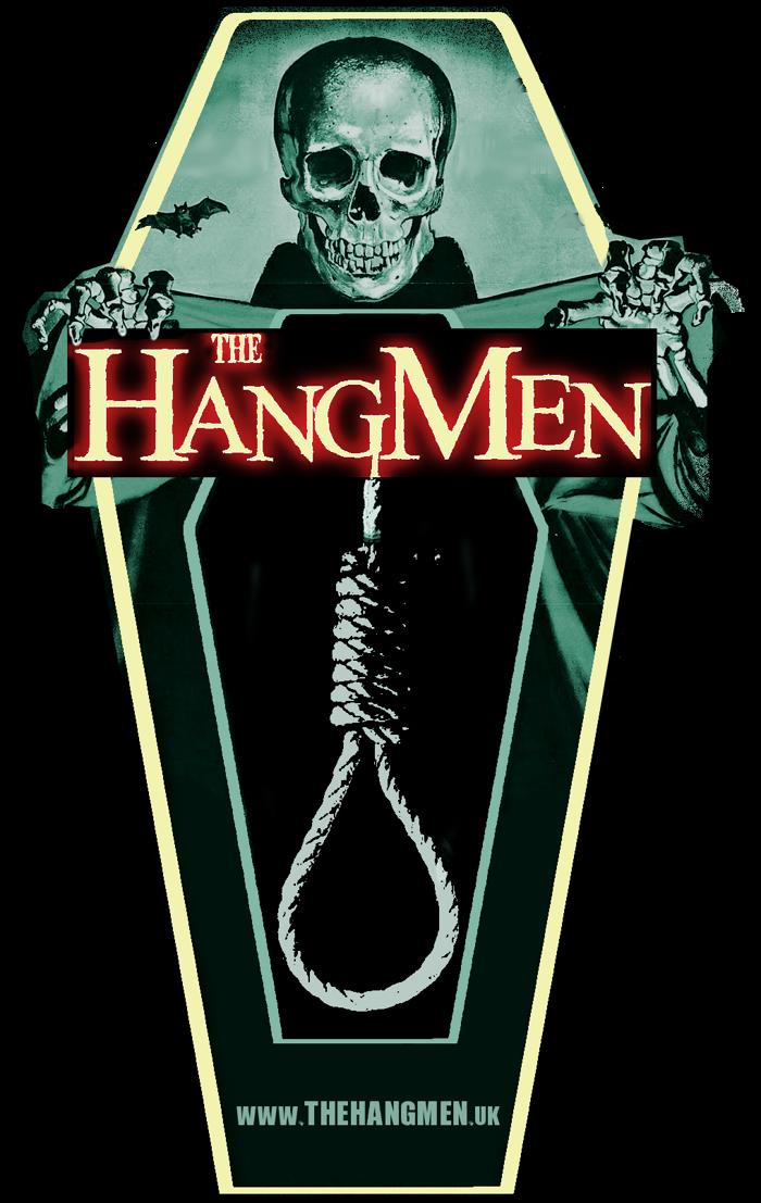 Sticker Set - The Hangmen Logo and Coffin Design - The Hangmen