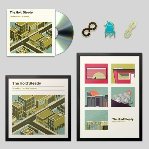 Deluxe CD Bundle - The Hold Steady