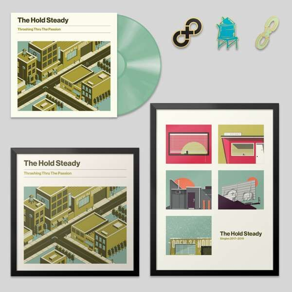 Deluxe Limited Edition LP Bundle - The Hold Steady