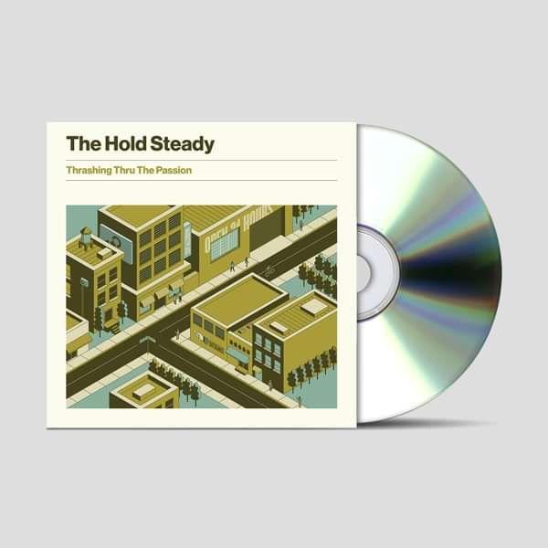 Thrashing Thru The Passion - CD - The Hold Steady