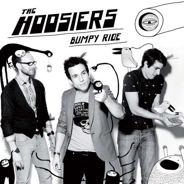 Bumpy Ride (CD + DVD) - The Hoosiers