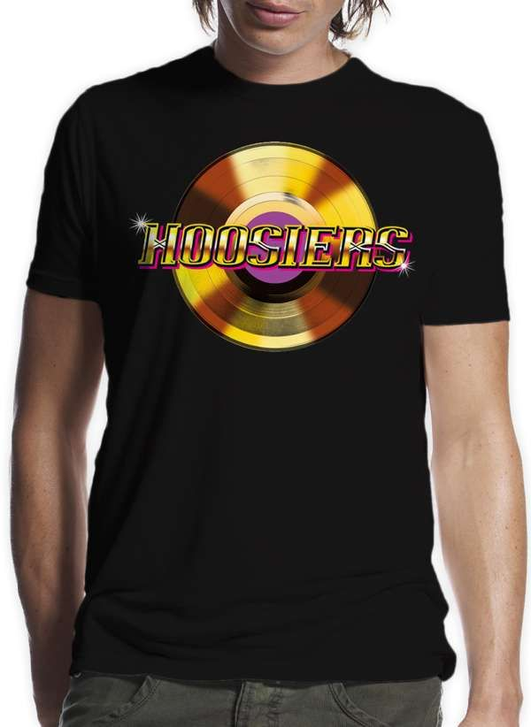 Gold Album T-Shirt - The Hoosiers