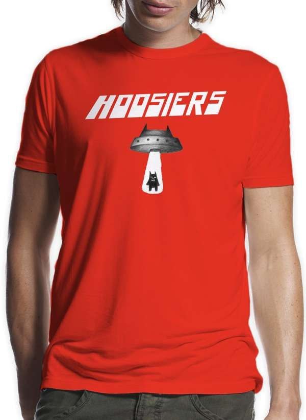IOS Alien T-Shirt - The Hoosiers