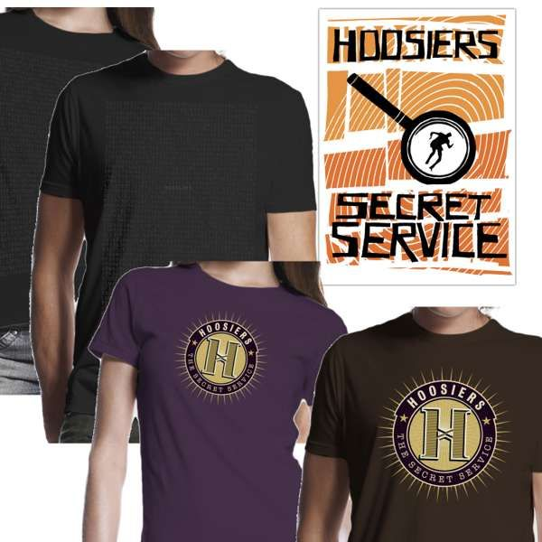 Secret Service ThreeFer Bundle - The Hoosiers