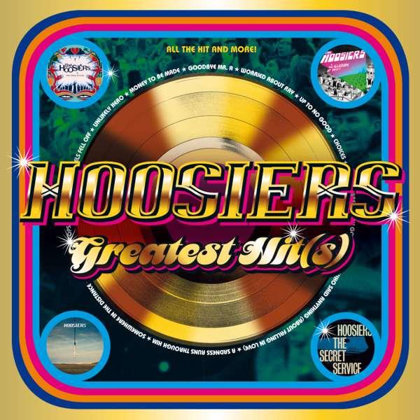 The Hoosiers Greatest Hit(s) CD - The Hoosiers