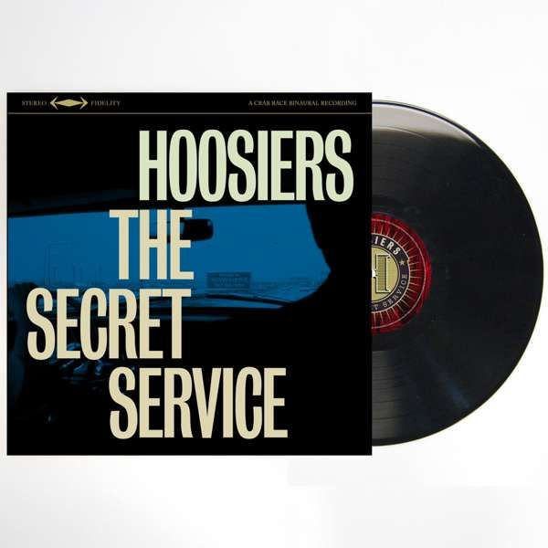 The Secret Service (Limited Edition Vinyl) - The Hoosiers