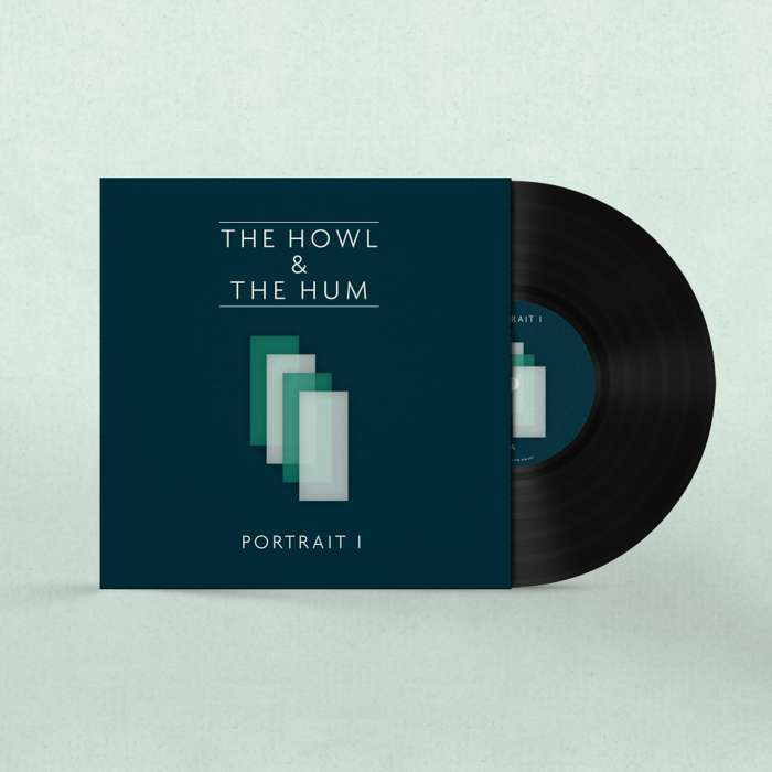 "Portrait I 7"" Single - The Howl & The Hum"