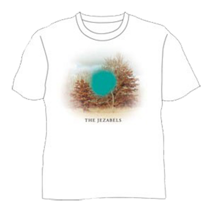 Endless Summer T-Shirt (White) - The Jezabels