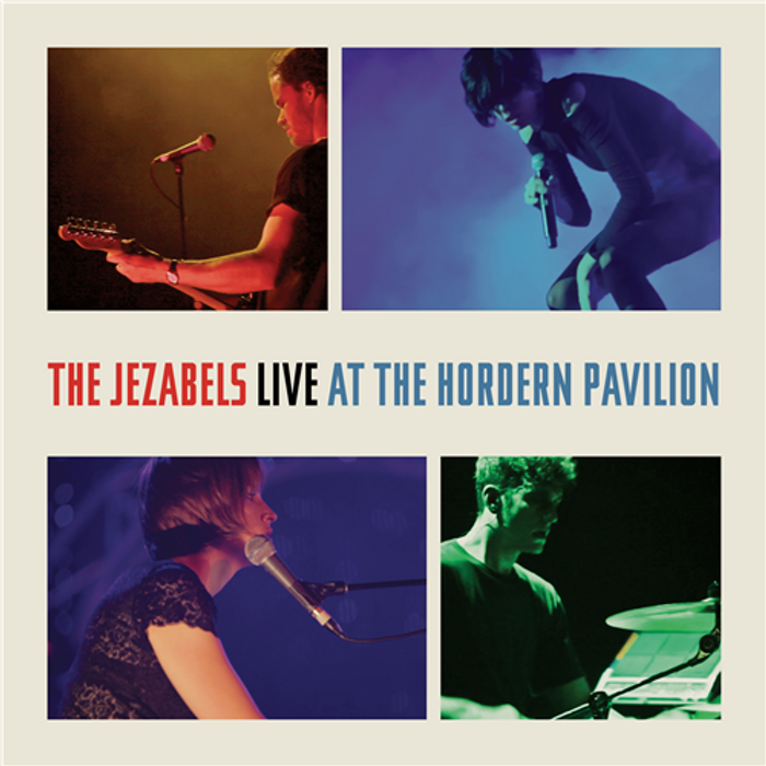Live At The Hordern - Digital Album - The Jezabels