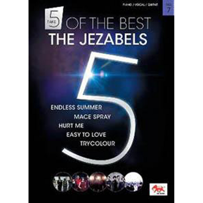 Sheet Music Book - The Jezabels