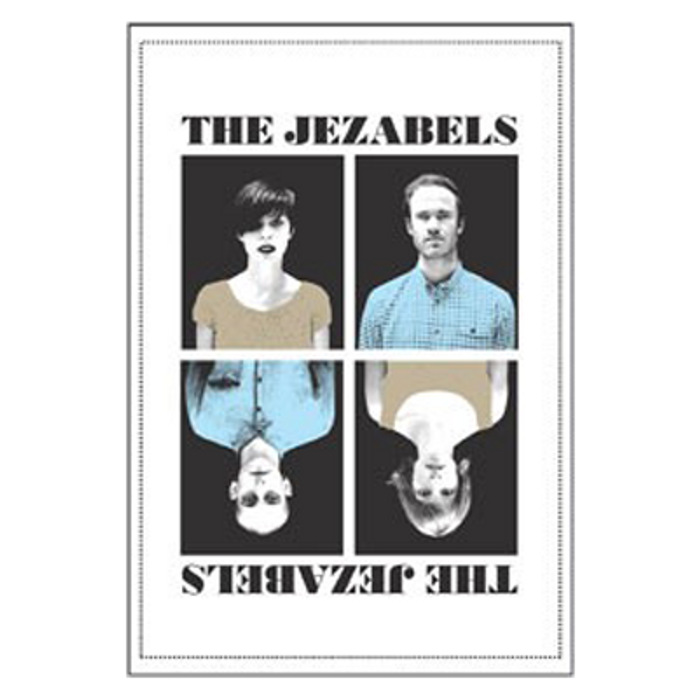 The Jezabels Tea Towel - The Jezabels