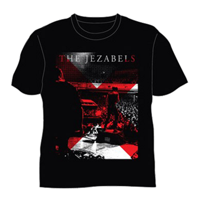 Tour Dates T-Shirt - The Jezabels