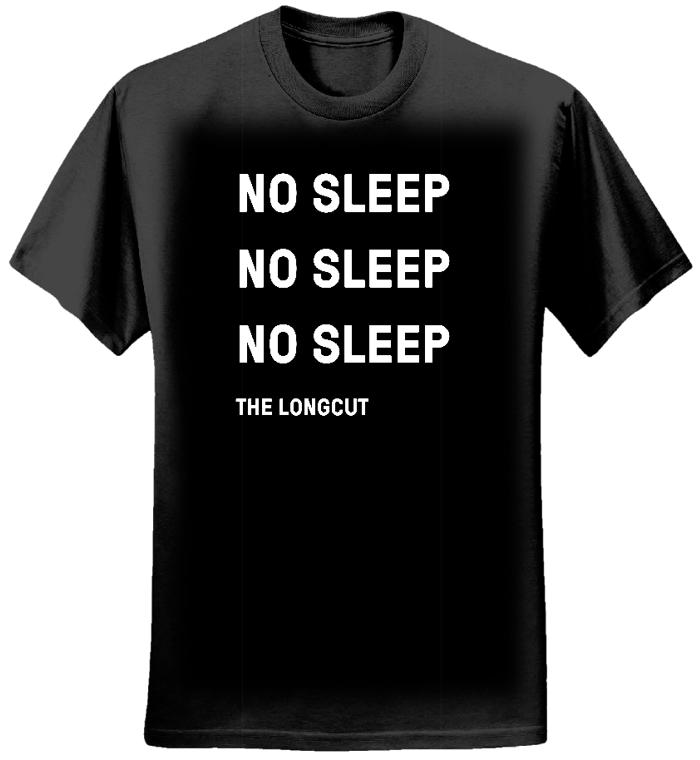 Men's Dancers T-Shirt (Black) - The Longcut