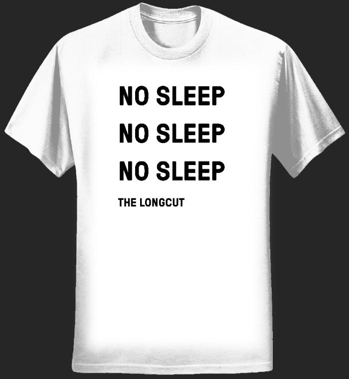 Men's Dancers T-Shirt (White) - The Longcut