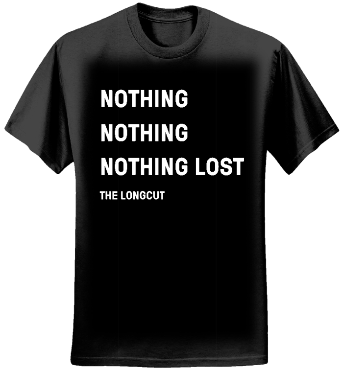 Men's Deathmask T-Shirt (Black) - The Longcut