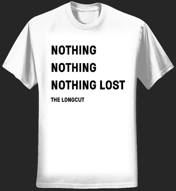 Men's Deathmask T-Shirt (White) - The Longcut