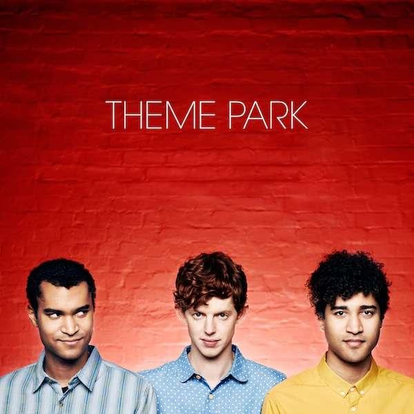 Theme Park - CD - Theme Park