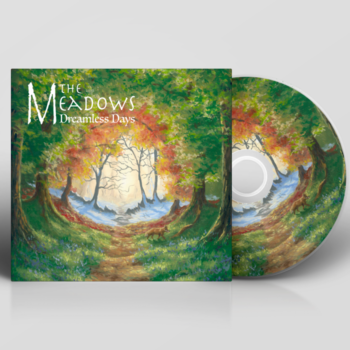 Dreamless Days (Limited Signed CD) [Includes Digital Download] - The Meadows