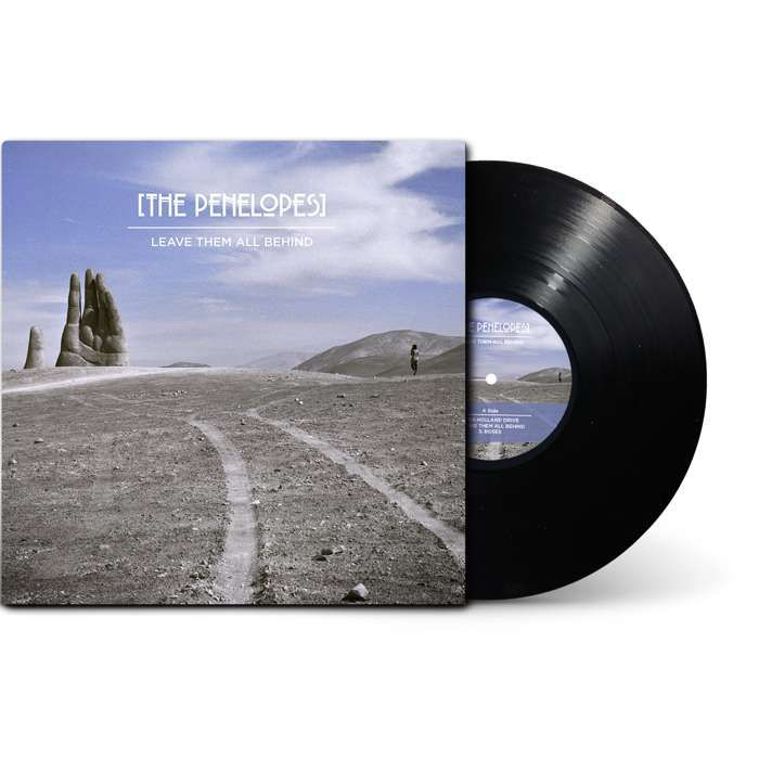 Leave Them All Behind EP (Limited Vinyl Edition) - The Penelopes