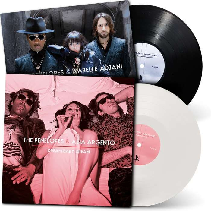 "x2 Limited Edition 12"" Vinyls (set) - The Penelopes"