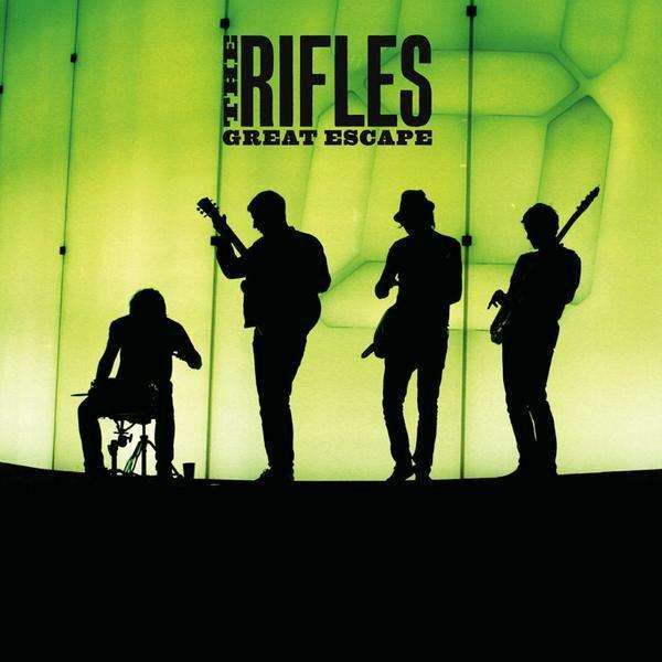 Great Escape CD - The Rifles