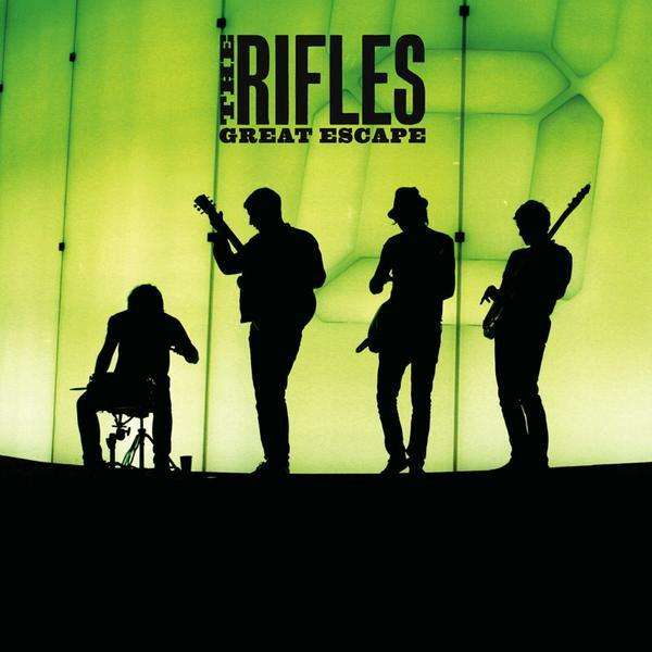 Great Escape EP - The Rifles